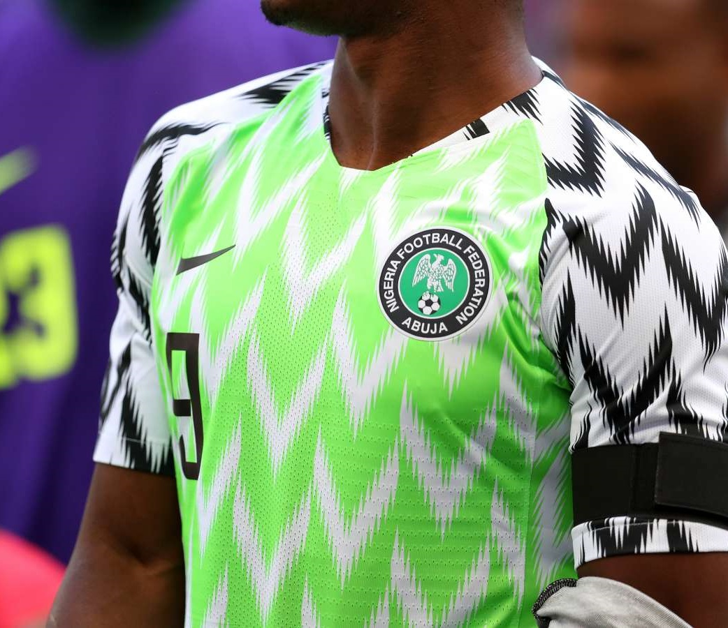 870a653708a Nike s Sold Out Nigerian World Cup Kit Now Goes for Over Double the Retail  Price