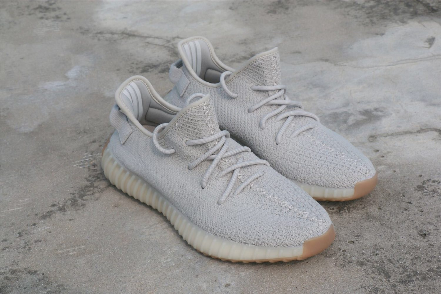"""brand new c2a24 0083c adidas are Set to Drop the YEEZY BOOST 350 V2 """"Sesame"""""""
