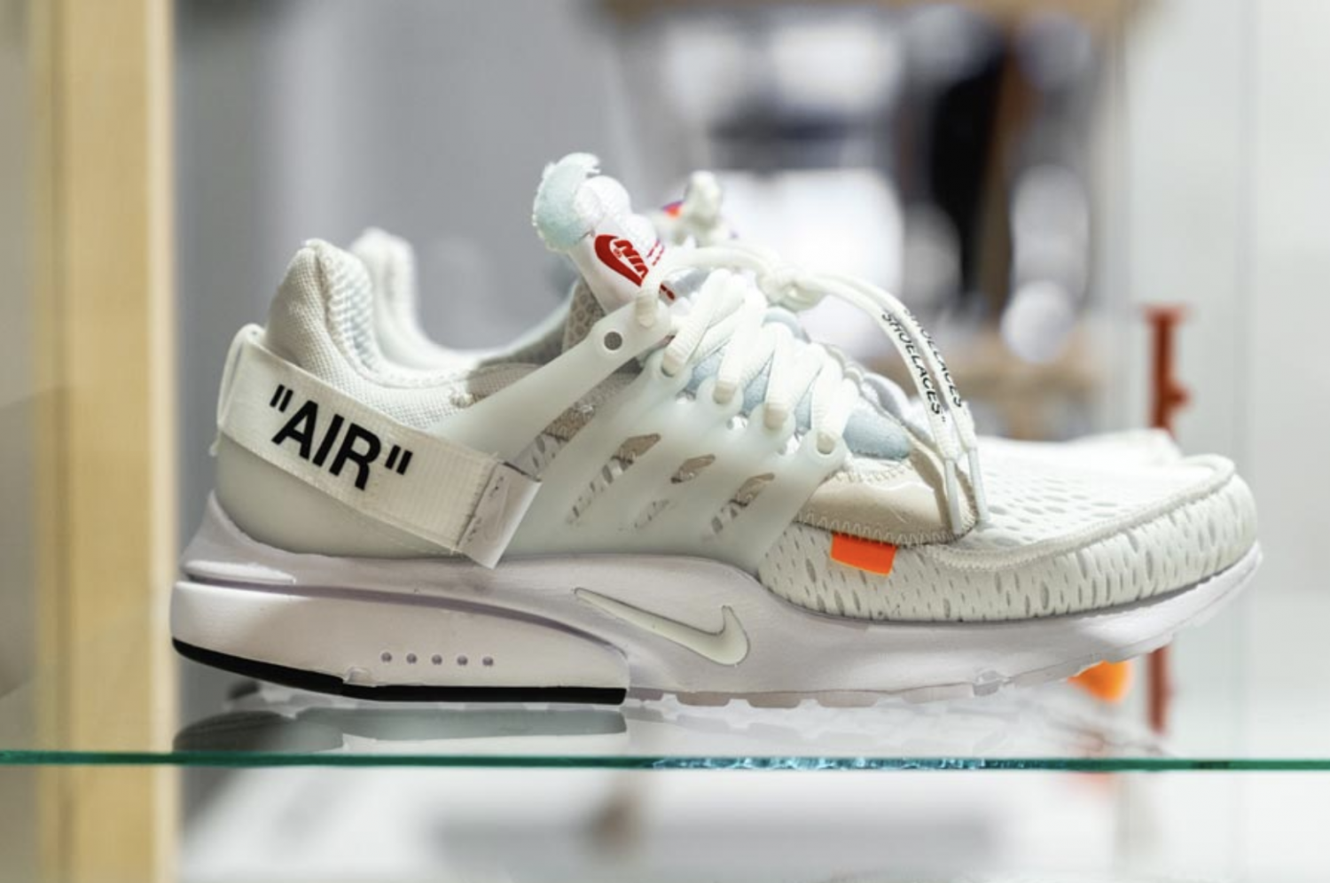 buy online 8221e 48587 Get Ready for the Off-White x Nike Air Presto to Drop in White