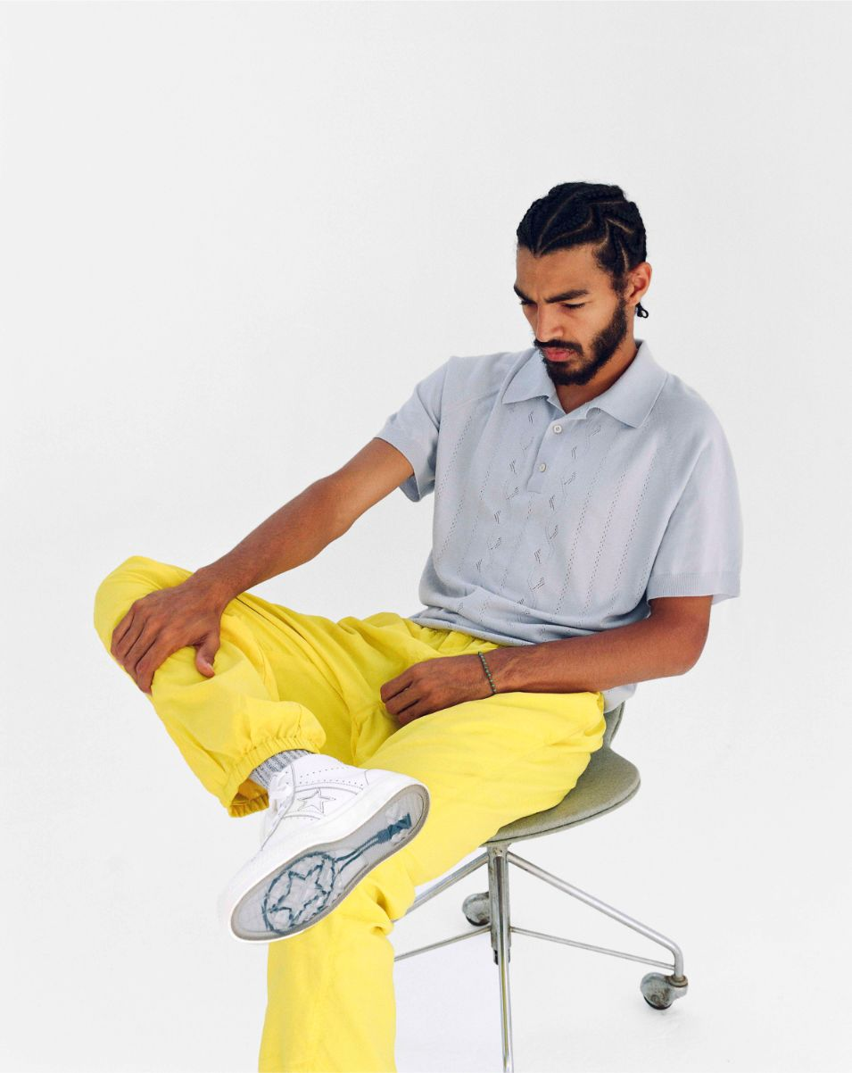 Converse Teams with Sage Elsesser and Bobby De Keyzer for